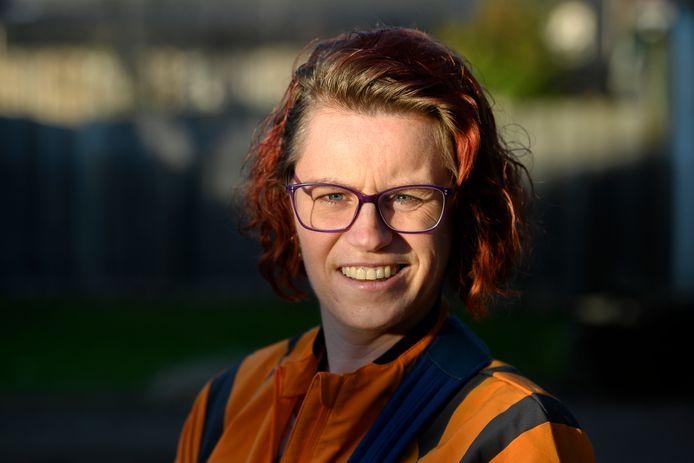 Als Karin van der Haar is hersteld van een beroerte wil ze weer een bijdrage leveren aan de nationale zitvolleybalselectie