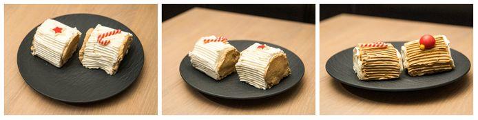Le Patissier mini-gâteaux de fêtes Lidl