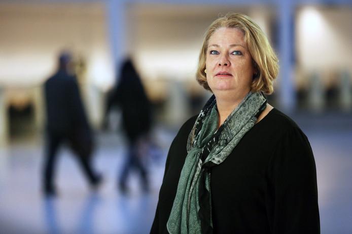Tweede Kamerlid en raadslid Karen Gerbrands is de lijsttrekker van de Haagse PVV.