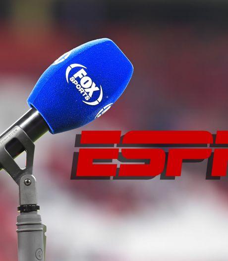FOX Sports vanaf januari verder als ESPN