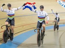 Teamsprinters prolongeren overtuigend Europese titel