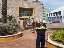 Politieagent Meulman uit Twenterand ondersteunt collega's op Sint-Maarten