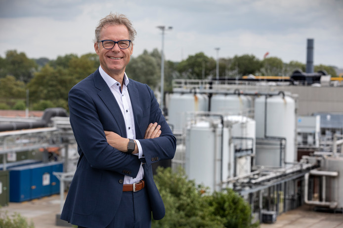 Frank Groenen, directeur van Sachem Europe B.V.