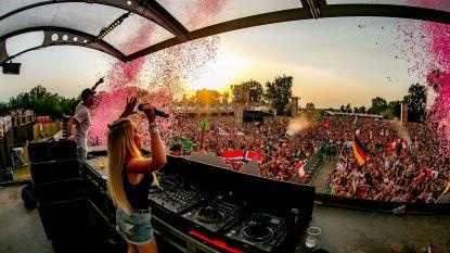 """DJ Mandy droomt van de periode na de lockdown: """"Dat eerste feest, als we weer buiten mogen..."""""""