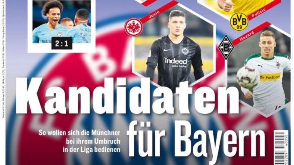 Na Dortmund toont nu ook Bayern München interesse in Thorgan Hazard