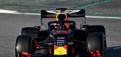 LIVE | Verstappen op dreef in Barcelona, Hamilton en Ricciardo maken eerste meters