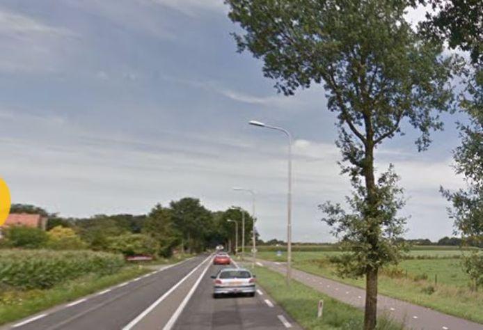 De N348 tussen Gorssel en Epse is tijdelijk niet toegankelijk voor gemotoriseerd verkeer.