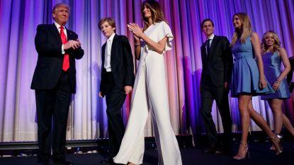 Trump lijkbleek na onverwachte overwinning, ontroostbare Melania en het plan van Ivanka: de frappantste onthullingen uit boek over Trumps