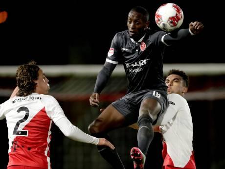 Samenvatting   Jong FC Utrecht - Almere City FC