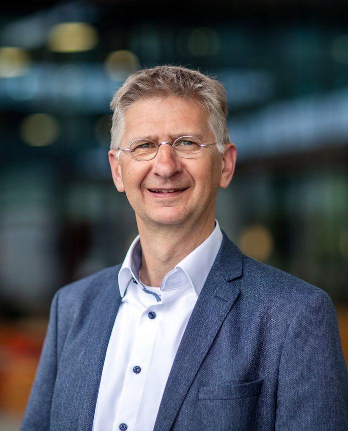 Hoogleraar en decaan Theo Salet van de faculteit Bouwkunde van de Technische Universiteit Eindhoven (TU/e).