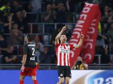 Hirving Lozano laat Moreno achter en is nu de meest scorende Mexicaan in de eredivisie: 'Ik voel me goed'