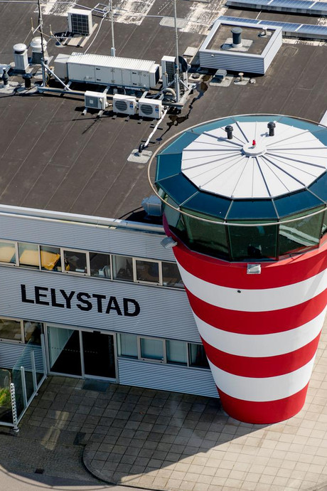 Motie over vliegroutes Lelystad