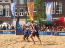 Zutphen 'apetrotse' beachvolleybalstad
