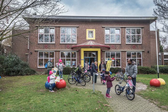 De Maria Goretti basisschool aan de Picardie in Gennep.