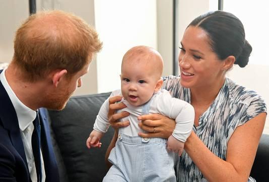 Archie op 25 september 2019.