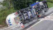 E34 in Zoersel richting Turnhout volledig versperd door ongeval