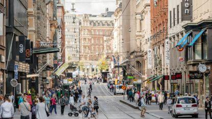 Oslo is niet de enige hoofdstad in Noord-Europa waar in 2019 geen fietsers en voetgangers stierven in het verkeer