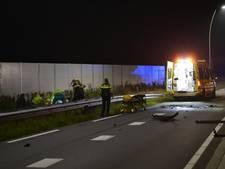 Willebrorder (74) zwaargewond bij ongeval Oudenbosch