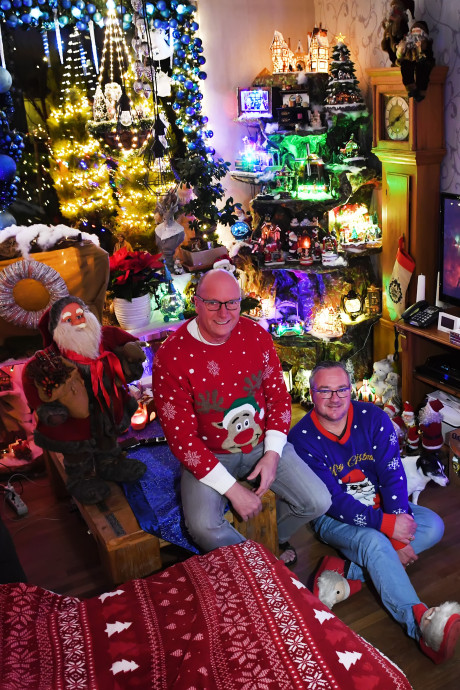 Deze West-Brabanders hebben de kerst alláng in huis