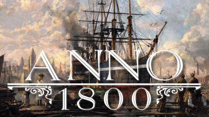 GAMEREVIEW Anno 1800: een verslavende cocktail die op de juiste punten verfijnd werd