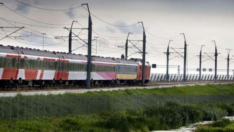De hogesnelheidslijn van Amsterdam naar Parijs kampt met tegenvallende passagiersaantallen. ©Patrick Post Beeld