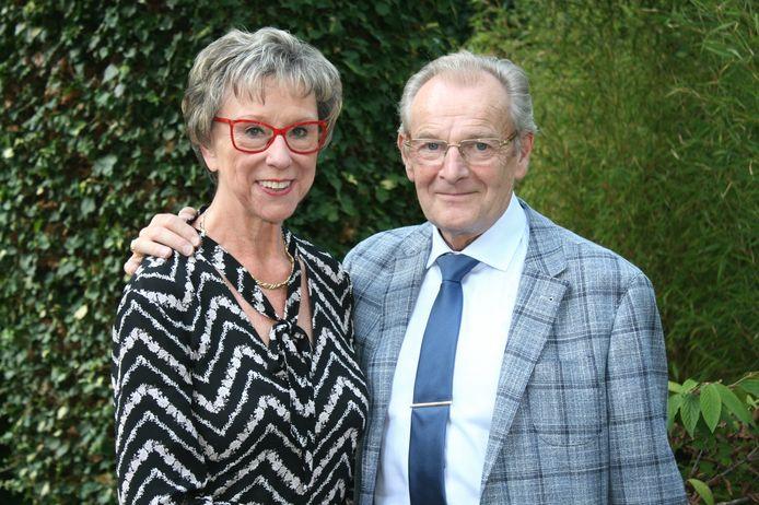 Willy en Rita zijn al 50 jaar samen.
