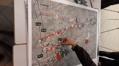 Ruime belangstelling voor eerste dialoogmarkt over verkeer in de regio Geel, Mol, Dessel en Retie