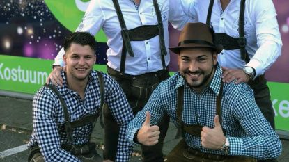 Bier, lederhosen en... Willy Sommers
