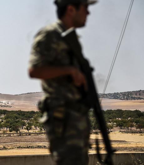'Turkije arresteert vijf zelfmoordterroristen'