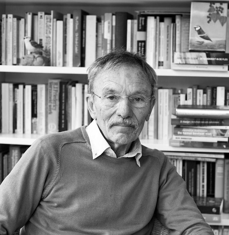 John Jansen van Galen, schrijver en journalist Beeld Homeira Rastegar