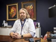 Huisarts Dennis Olde Riekerink wil volgend jaar niet meer in de krant komen