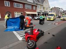 Motorrijder overleden na ongeluk op Hoogstraat Eindhoven