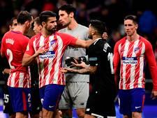 Pijnlijk bekerverlies Atlético, Valencia wint