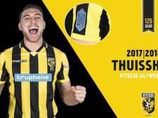 Vitesse speelt bekerfinale in nieuw jubileumtenue