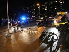 Fietser gewond bij aanrijding met auto in Overvecht in Utrecht