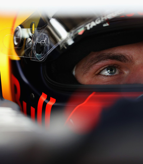 Verstappen: 'Perfectie bestaat niet in racerij'
