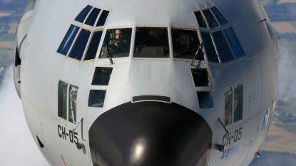 """Pentagon: """"Chinese militairen schijnen met lasers in ogen van Amerikaanse piloten"""""""