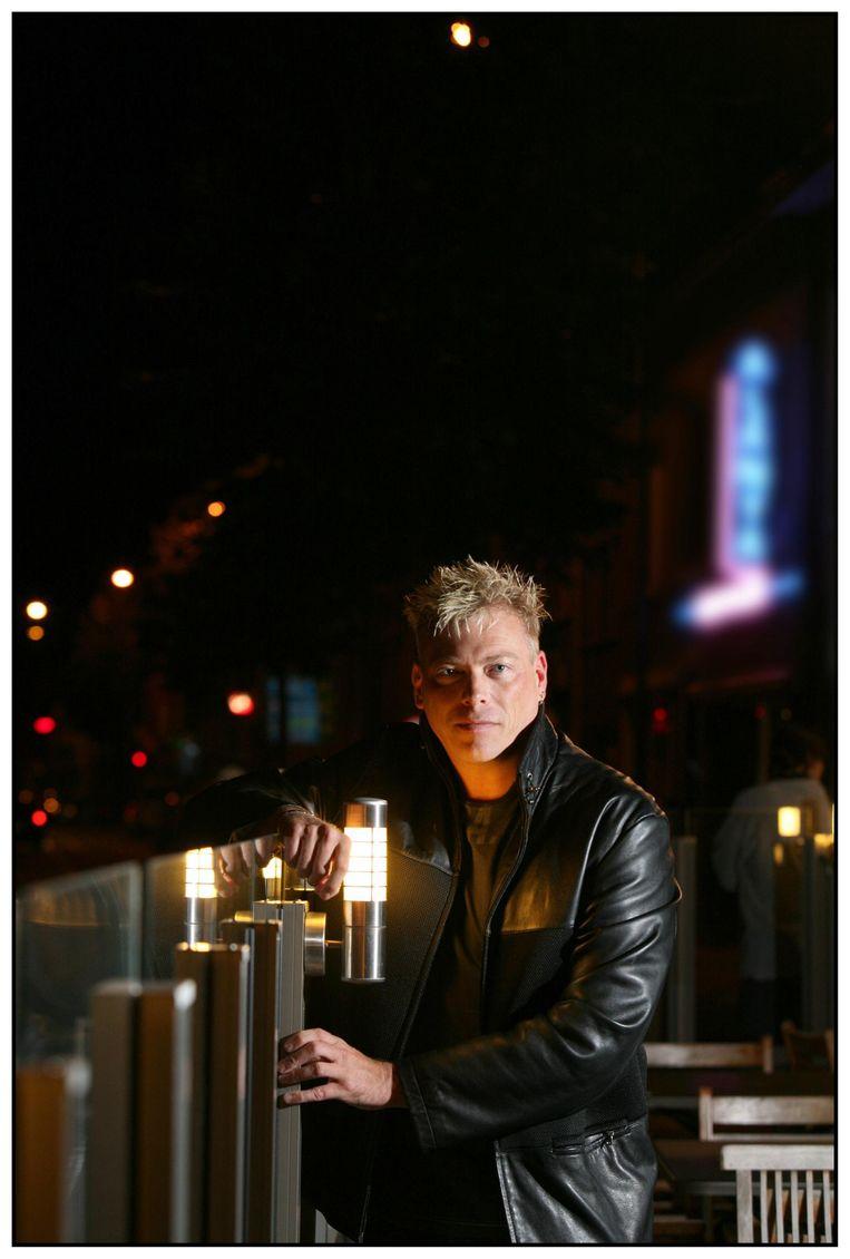 DJ Pat Krimson maakte van Atmoz een begrip in het Limburgse uitgaansleven.