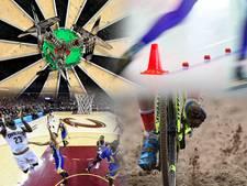 Sport Vandaag: Halve finale handbalsters en WK darts