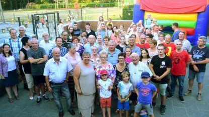 Honderd buren genieten van negende buurtfeest in De Ham