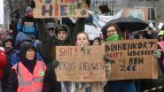Scholen trekken donderdag door centrum voor klimaatmars