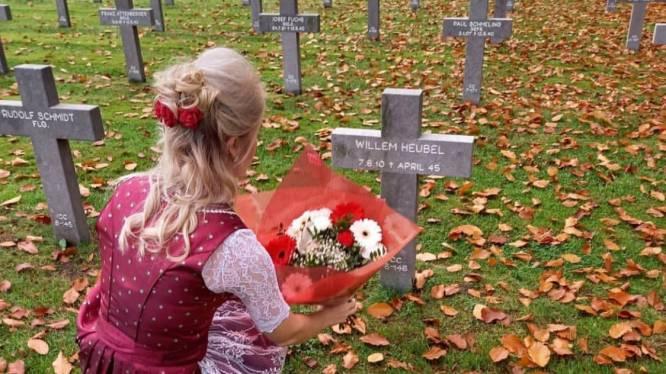 Bizarre herdenking Vlaams Belangster aan graf SS'er ook gefilmd, partij start intern onderzoek