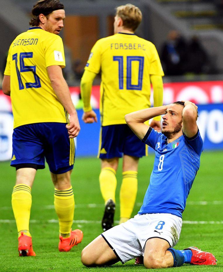 Florenzi miste enkele goeie Italiaanse kansen.
