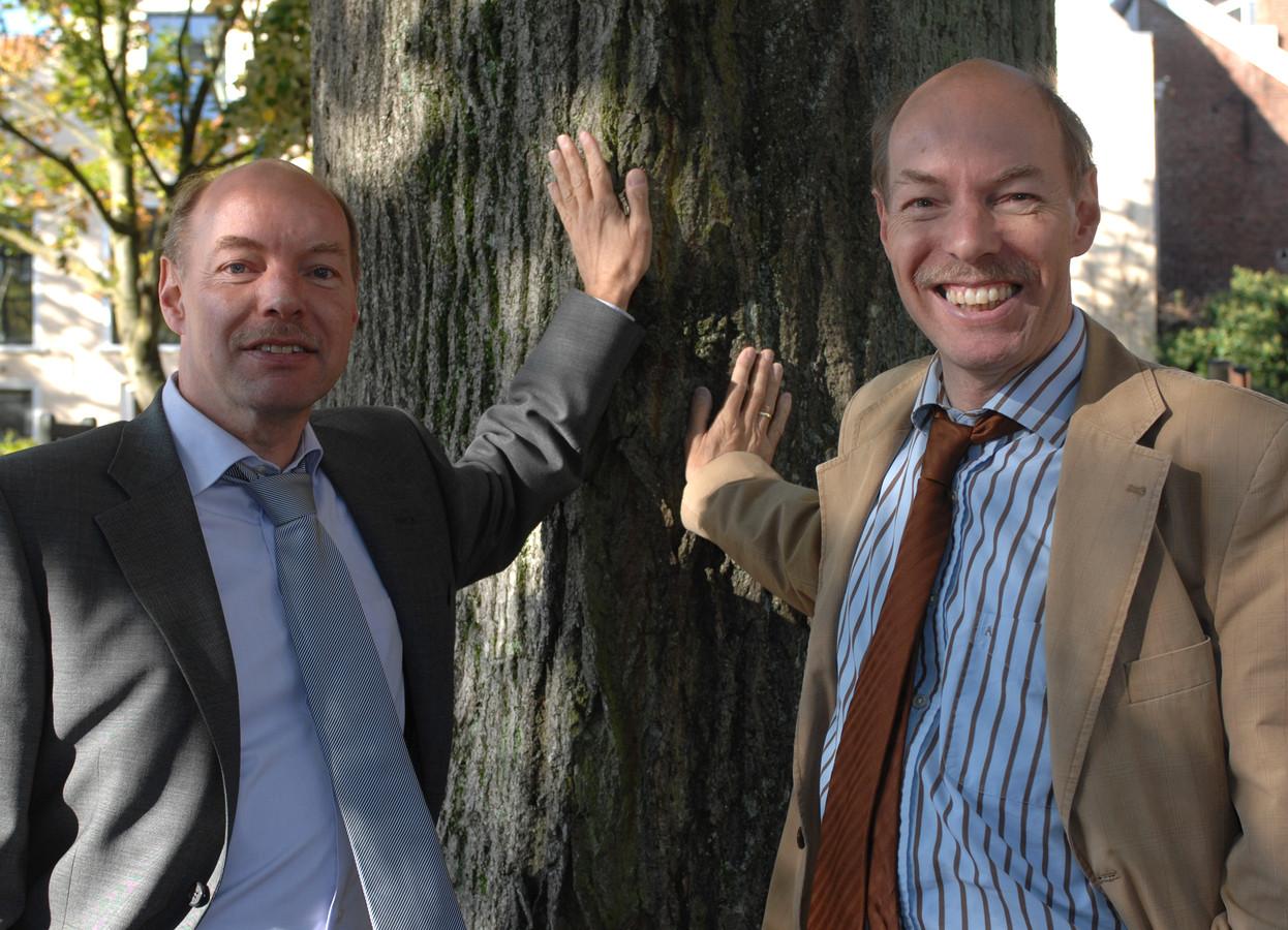 Strafrechtadvocaten Wim en Hans Anker.