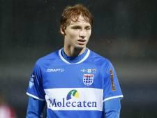 Van den Berg keert met toernooiwinst terug naar PEC Zwolle