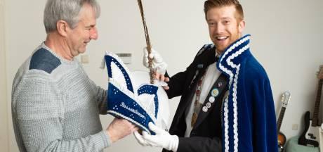 John Bosch is niet meer het 'bokkie' van Vaassen, maar trotse Prins Carnaval van de Rossumdaerpers