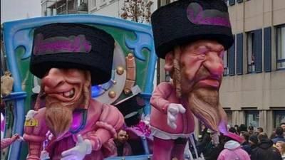 Carnaval d'Alost: Israël salue la décision de l'Unesco