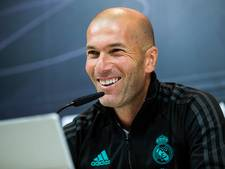 Zidane verlengt zijn contract bij Real Madrid