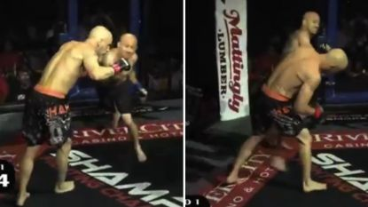 Waarom deze MMA-vechter tegenwoordig als de 'Missouri Zombie' door het leven gaat