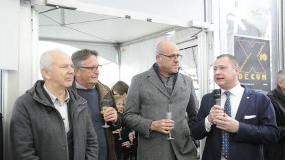 Glabbeeks burgemeester Peter Reekmans lanceert bijzonder voorstel op nieuwjaarsreceptie van zusterpartij Tienen Vooruit!